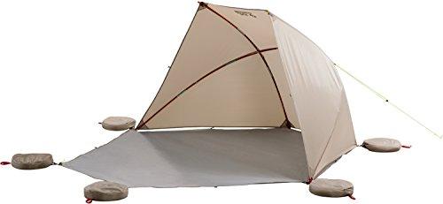 Jack Wolfskin Vario Beach Shelter 2-4 Personen Farbe: sahara