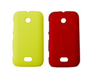 Winsome Deal Exclusive Hard Back Cover Case for Nokia Lumia 510 (Pack of 2)