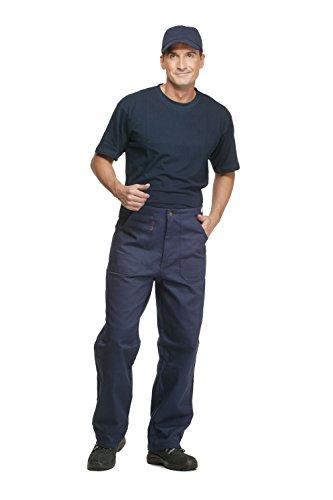 'Charlie barato h01tb42/60hb Pantalones de trabajo Sweat Life–Pantalón de peto para herramientas, Hydron Azul, 60cm