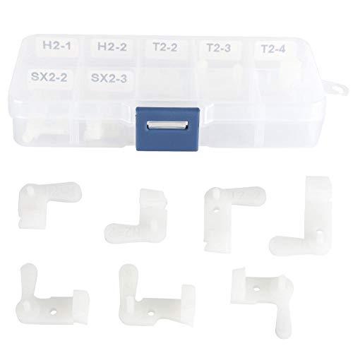 Tangxi Festplattenkopf-Ersatzwerkzeug, HDD-Reparaturwerkzeug Hochwertiges Datenrettungs-Ersatzwerkzeug für Hitachi, für Toshiba, für Samsung-Modellreihe(7 STÜCKE)