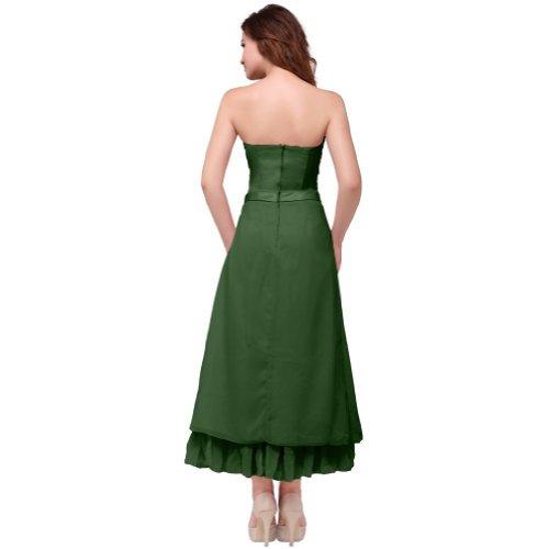 Lemandy - Robe - Femme Vert - Vert foncé