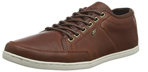 Boxfresh Herren Spencer Sneaker,Braun,Gr. 43