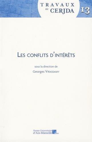 Les conflits d'intérêts