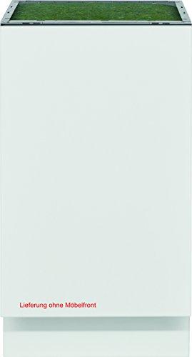 Bomann gspe 885Lave-vaisselle encastrable/outil de modèle 45cm Lignac/A + +/197kWh/an/9/2240L/AN/Programmateur électronique