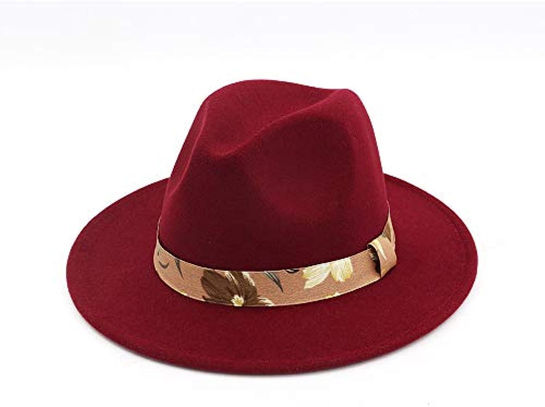 Bello Moda Moda Bello Resistente Donna Uomo Fedora Lana Cotone Cappello di  Polyster per l  4288f2d86636