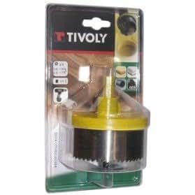 Tivoly XT50522052014 Scie cloche Ø 28 à 75mm 5 lames 30 mm
