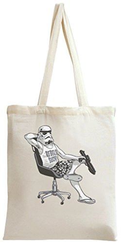 Storm Trooper Casual Friday Tote Bag
