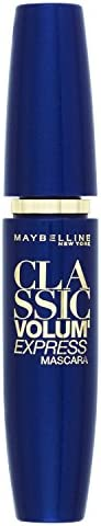 Maybelline New York Classic Volum' Express Mascara, Volume Naturale,