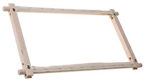 Elbesee Cercle tournante, Bois, Marron, 68 x 22 cm, 27 x 22,9 cm