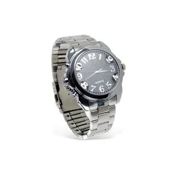 Spy India Spy Wrist Watch Camera With 4GB Memory Supporta Video And Audio Function.