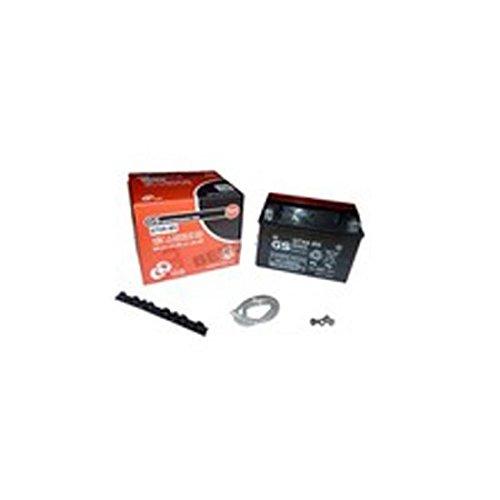 GS, batteria per moto MF VRLA, 12V, 8Ah, 135CCA, n. GTX9-BS