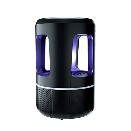Bbcqly Insektenvernichter NuoYo LED Mückenfalle Indoor Insektenfalle Mit Vakuum Ventilator Zum Fangen von Kleinen Insekten Vernichter 60 m² UV-Licht 3w,A - Licht-vakuum