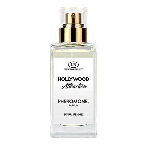 Hollywood Attraction Femme Mini, profumo ai feromoni donna, per attrarre e sedurre (30 ml) - LR Wonder Company