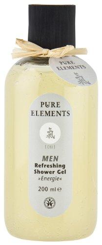 Pure Elements - Chi Men - Gel douche rafraîchissant Energie - 200 ml