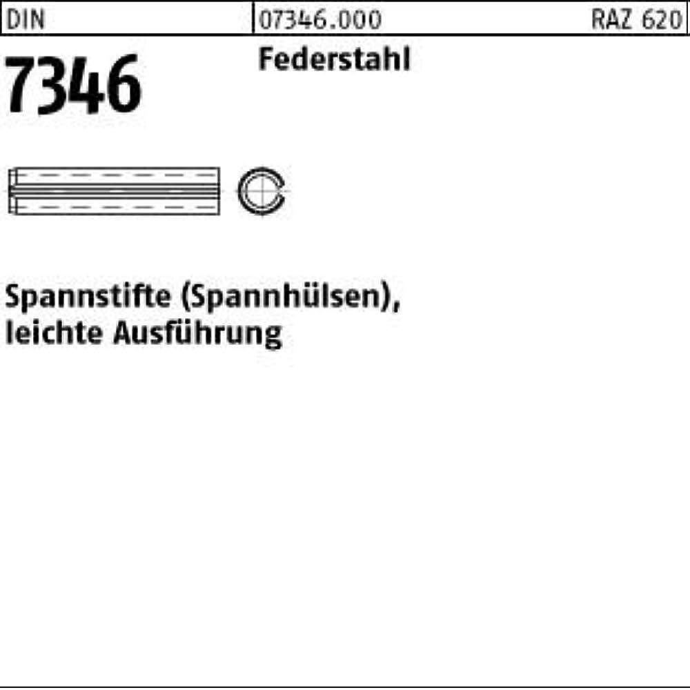 Reidl Splinte 2,5 x 20 mm DIN 94 A2 blank 100 St/ück