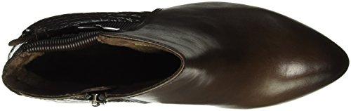 Caprice 25344, Bottes Classiques Femme Marron (Dk Brown Comb 328)
