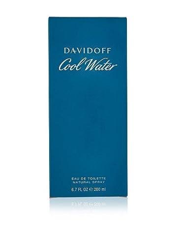 Davidoff Cool Water Eau de Toilette Spray, 1er Pack (1