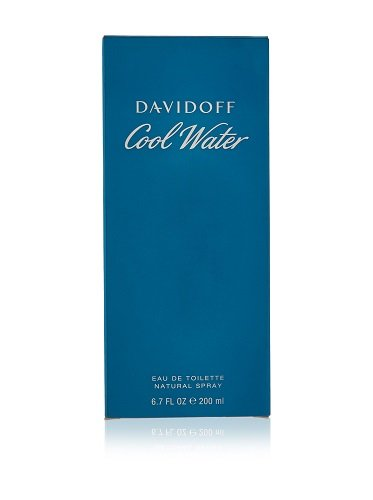 Davidoff Cool Water Eau de Toilette Spray, 1er Pack (1 x 200 ml)