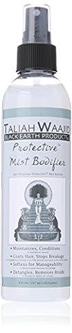 Taliah Waajid - Black Earth Products - Profective Mist Bodyfier