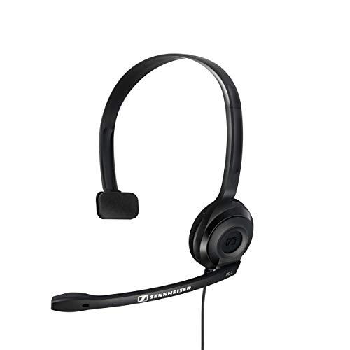 Sennheiser PC 2 CHAT - Micro-auriculares supraurales de tipo diadema mono