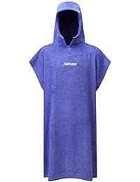 Northcore Beach Basha Poncho / Changing Robe BLUE NOCO24B