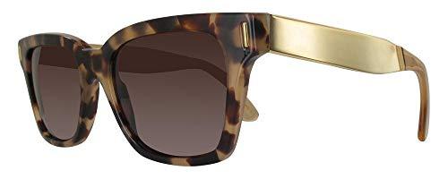 RETROSUPERFUTUREDamen Sonnenbrille Braun braun