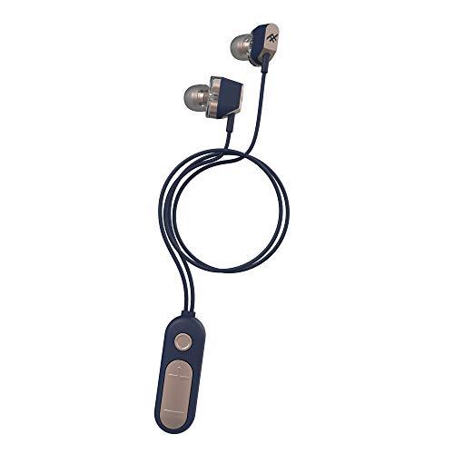 ifrogz Earbud-Sound Hub XD2-FG-Navy - Casques et micros (avec Fil &sans Fil, écouteur, Binaural, Intra-aural, 20-20000 Hz, Marine) par  ZAGG