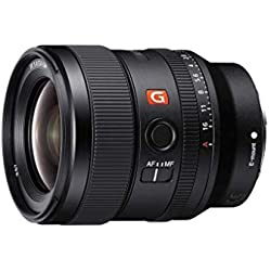 Sony SEL 24-F14GM Objectif Grand Angle G Master 24mm