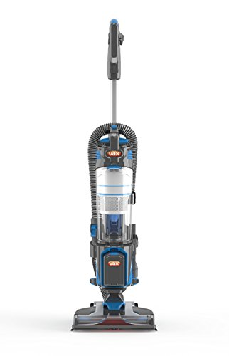 VAX U85-ACLG-B-E Sin bolsa Negro, Azul aspiradora de pie y escoba eléctrica - Aspiradora escoba (Sin bolsa, Negro, Azul, Secar, Ión de litio, 20 V, 60 min)
