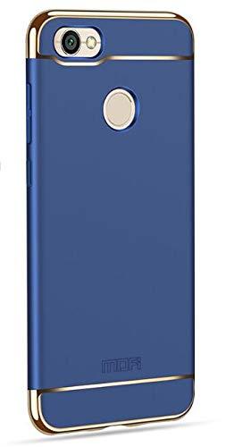 Full Body 360/Coverage Protective Xiaomi Redmi 4/x Funda de silicona Xiaomi Redmi 4/x m/óvil ikasus Xiaomi Redmi 4/x TPU Funda cristal Bling brillante indescriptible brillante transparente TPU Sil