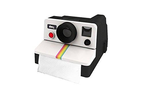 Portarotoli di carta igienica a forma di Polaroid