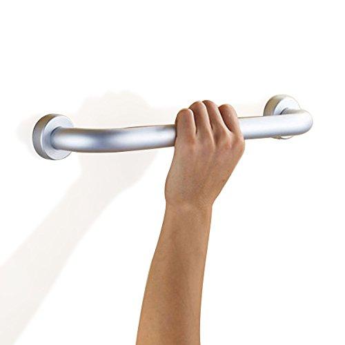 """Anti-Rutsch-Bad-Handgriff Haltegriff, SOONHUA 30cm / 11,8\""""Bad Badewanne Badewanne Dusche Handgriff Sicherheits-Handgriff Wannengriff mit Halte Bar-Anti-Rutsch-Oberfläche"""