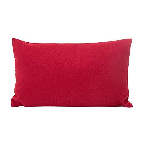 CLOOM-federa Federa Cuscino Microfibra federe divani Custodie per Cuscini Divano Cuscino Cuscino per la casa federe divani Decorativo Cuscino 30x50cm (A,1PC)