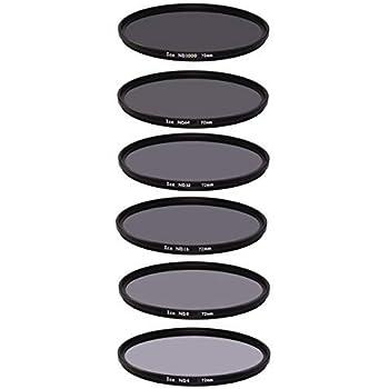Freewell 72mm Gewinde Harter Halt Variabler ND Filter Bright Tag 6 bis 9 Stop