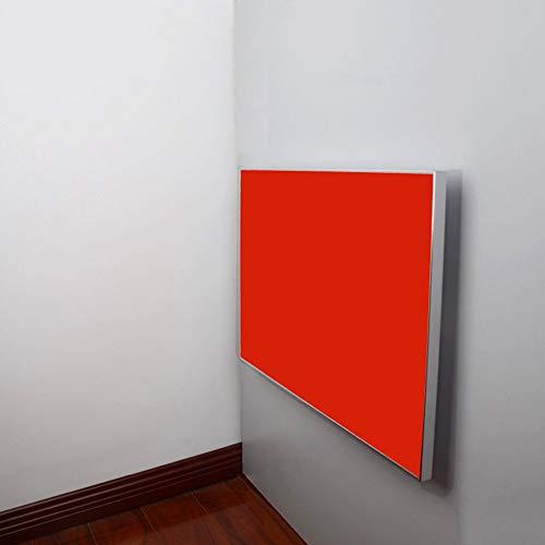 Klapptisch Klapptisch Rand Esstisch Wandtisch Wand am Tisch 5 Farben erhältlich Größe o