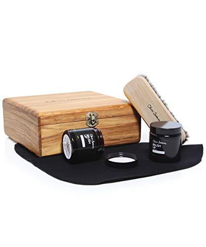 Oliver Sweeney Herren kleine Schuhpflege Kiste Natürliche Ein Größe