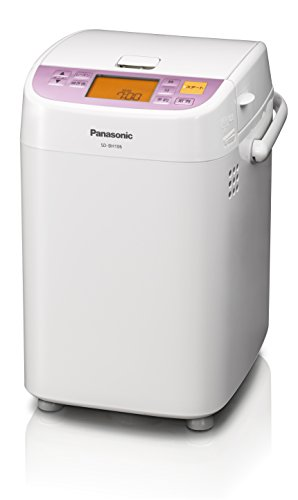 Panasonic Home Bakery Pan tipo rosa blanco sd-bh106-pw