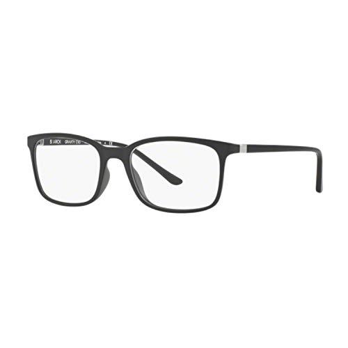 STARCK Eyes SH 3008 x 0020 Sonnenbrillen, Mattschwarz
