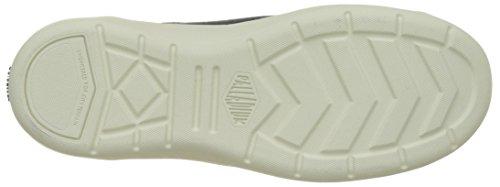 Palladium Aventure Canvas, Sneaker a Collo Alto Donna Blu (Mood Indigo/marshmaollow M09)