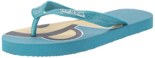 Paul Frank Las Vegas blu Julius PFI0225A, Tongs mixte enfant TR-B1-Bleu-492