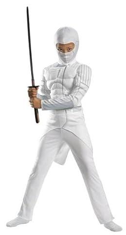 Kost-me f-r alle Gelegenheiten DG42593K Storm Shadow klassische Muscle 7 - (Storm Shadow Kostüm)