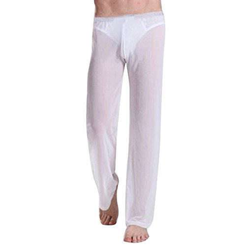 iiniim - Pantalon - Homme - blanc - Medium