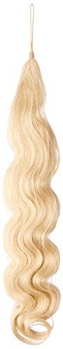 American Dream le Rajout Capillaire Cheveux Humains Minivague Couleur 22/60/613 Blonds Mélangés 18\\