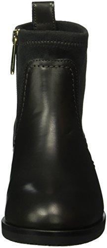 Tommy Hilfiger Damen B1285erry 21c Kurzschaft Stiefel Grau (magnet 916)
