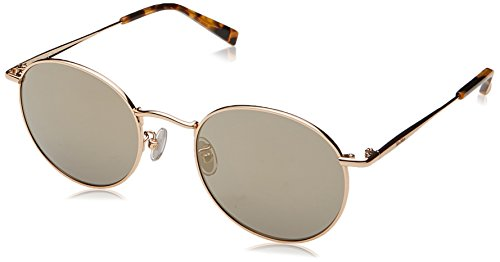 Max Mara Damen MM NEEDLE VIIFS UE 06J 51 Sonnenbrille, Gold Havana Grey