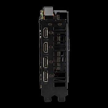 Asus ROG Strix NVIDIA GeForce GTX 1660 SUPER OC Edition, Scheda Video Gaming, 6 GB GDDR6, HDMI, DisplayPort, Ventole AxialTech, DirectCU II e Tecnologia Auto-Extreme per Gaming FullHD