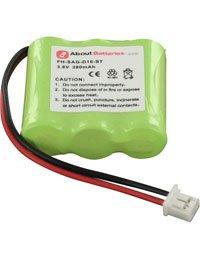 Batterie pour SAGEM D10T, 3.6V, 320mAh, Ni-MH