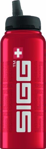 Sigg, Borraccia Bottle Natnificant, Rosso (rot), 1,0l