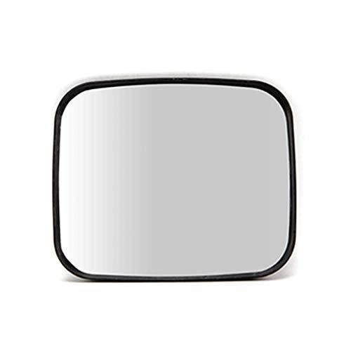Geng Rechteckig PP Rahmenverkehrsspiegel Supermarktüberwachung Garagenspiegel Blinder Fleck Spiegel (Size : 20×24cm) (Blinde Fleck, Der Lange Spiegel)