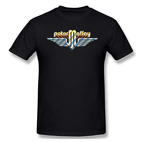 Sallyigueroa Herren Peter Maffay Fashion Farbname T Shirt Mit Herren XL